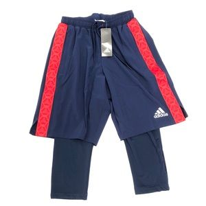 Adidas Tango Shorts Futbol Soccer Small